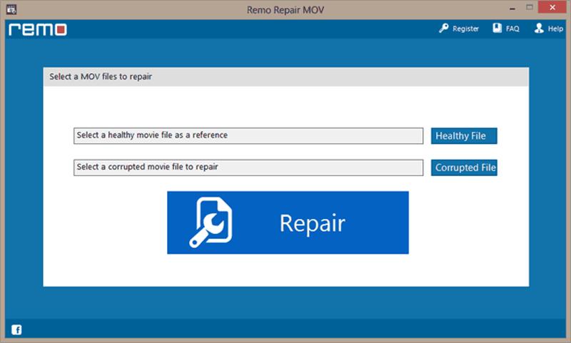 Video repair application- fix video files
